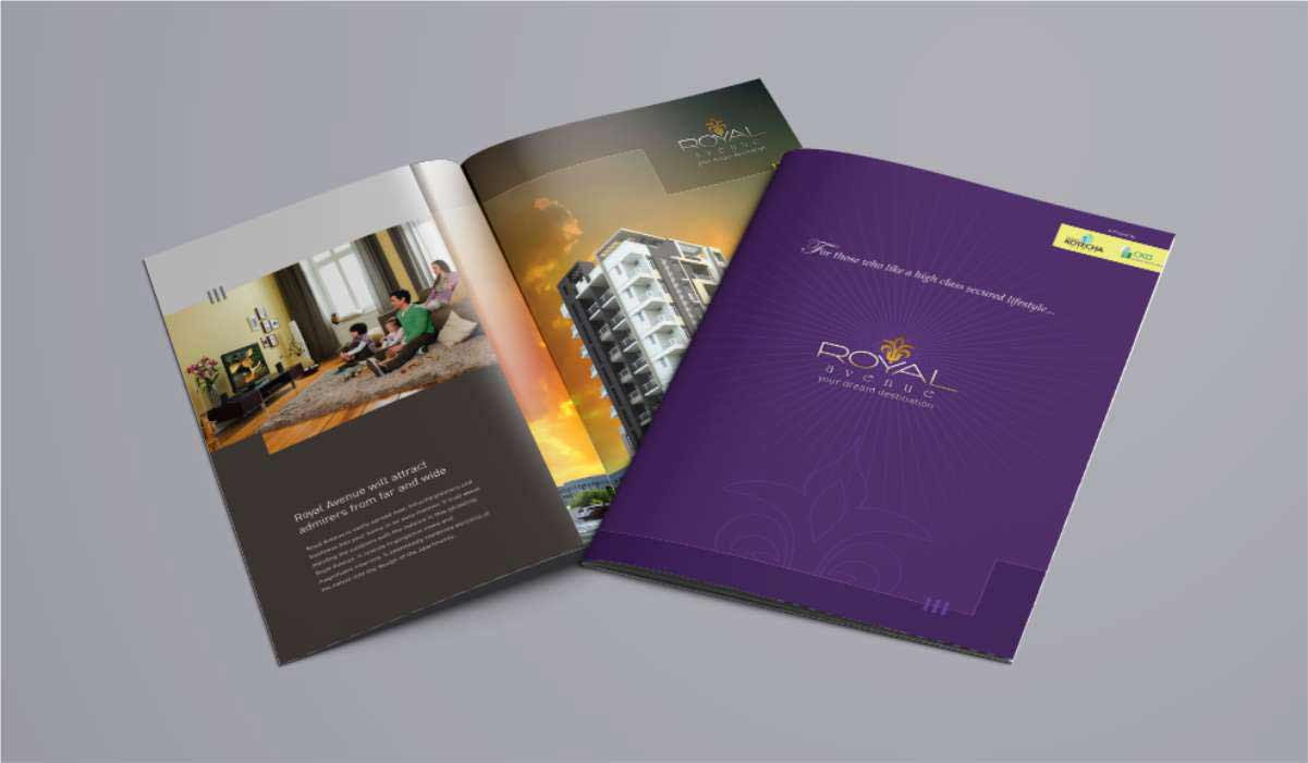 graphic design studio brochure design jaipur calendar designs