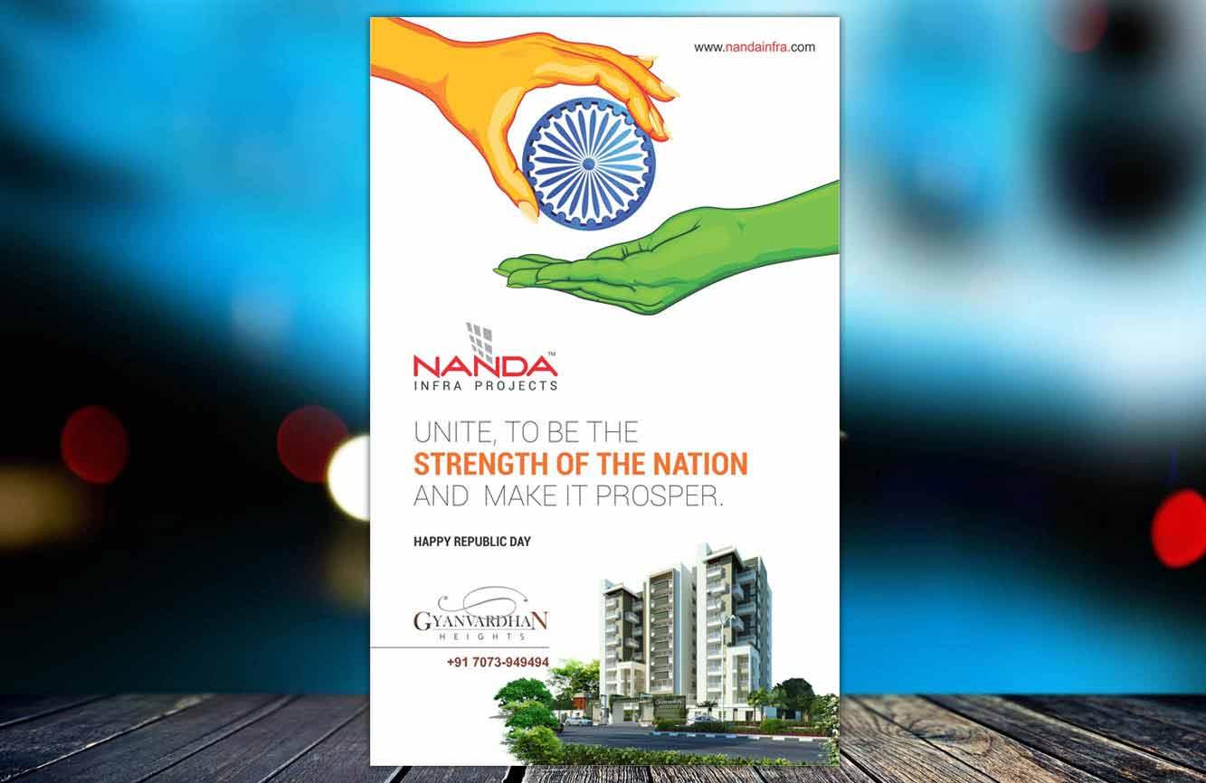 Independence Day - Nanda Infra